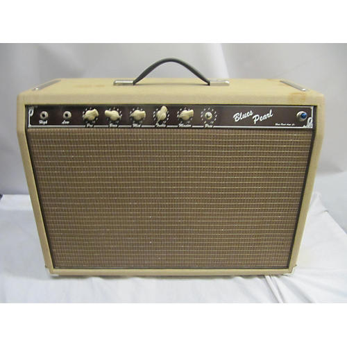 Blues Pearl 1995 Bg 50 210 Tube Guitar Combo Amp