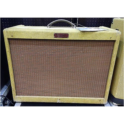 Fender 1995 Blues Deluxe 40W 1x12 Tweed Tube Guitar Combo Amp