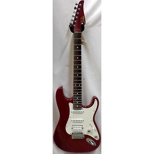 Suhr 1995 Custom S-style Ash Body Brazilian Rosewood Fretboard Solid Body Electric Guitar