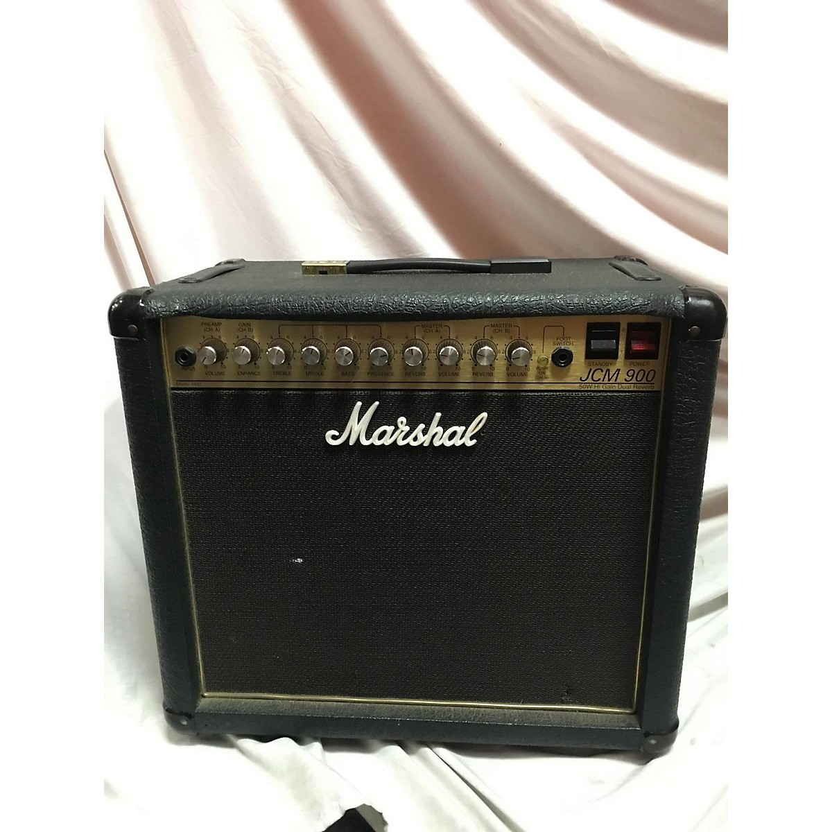 Marshall 1995 JCM900 50W Tube Guitar Amp Head