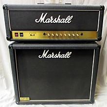 Marshall 1995 JCM900SLX With 2x12 Cab Tube Guitar Combo Amp