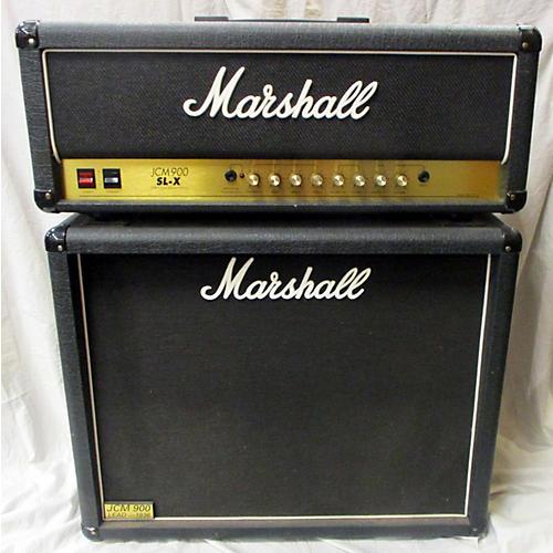 Marshall 1995 JCM900SLX With 2x12 Cab Tube Guitar Combo Amp