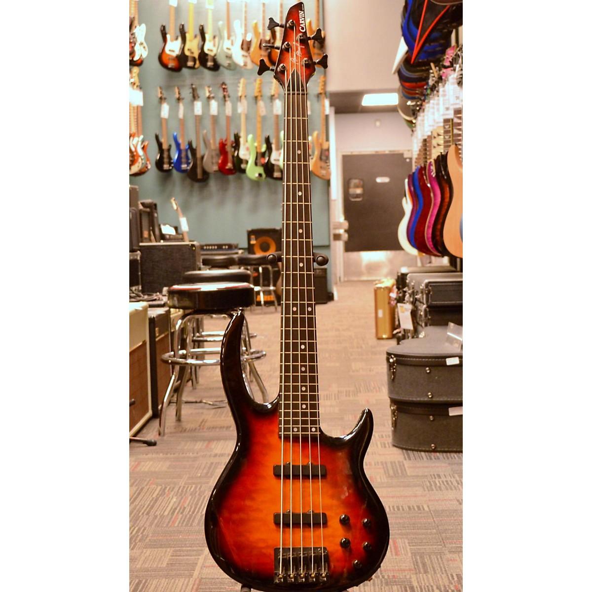 Carvin 1996 BB75 Custom Electric Bass Guitar