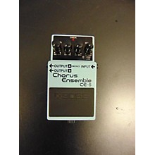 Boss 1996 CE5 Chorus Ensemble Effect Pedal