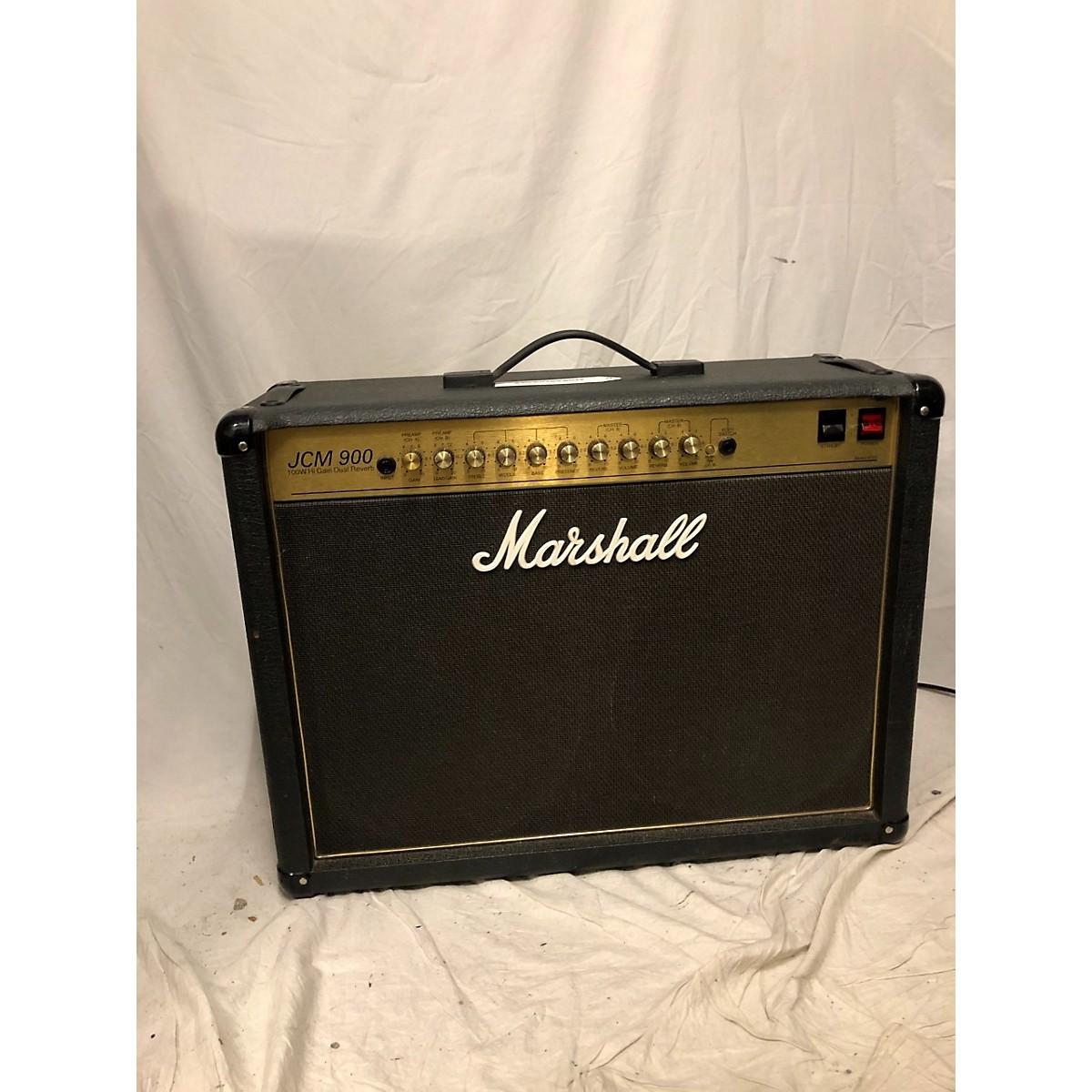 Marshall 1996 JCM900 100W Tube Guitar Amp Head
