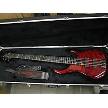 Modulus Guitars 1996 Q5 Quantum 5 String Electric Bass Guitar
