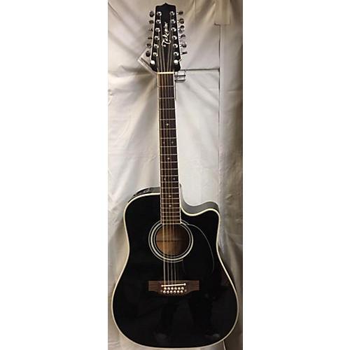 Takamine 1997 EF381SC 12 String Acoustic Guitar