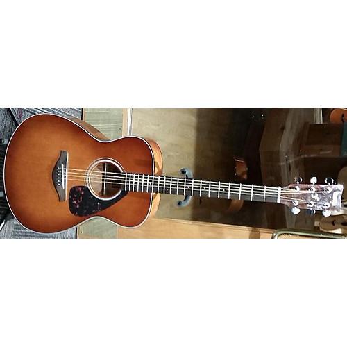 Ibanez 1997 UPF3 Acoustic Guitar