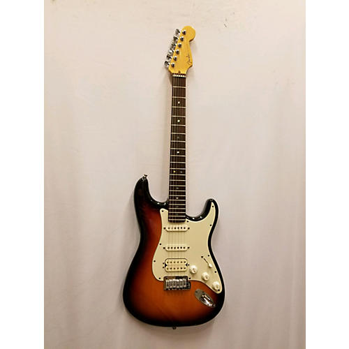 Fender 1998 American Deluxe Stratocaster HSS Solid Body Electric Guitar