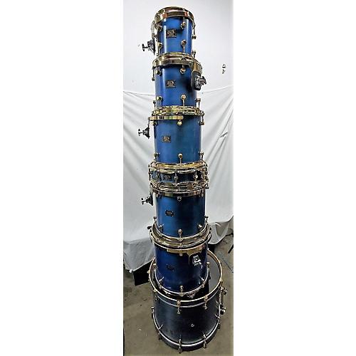 Spaun 1998 Custom Series Drum Kit