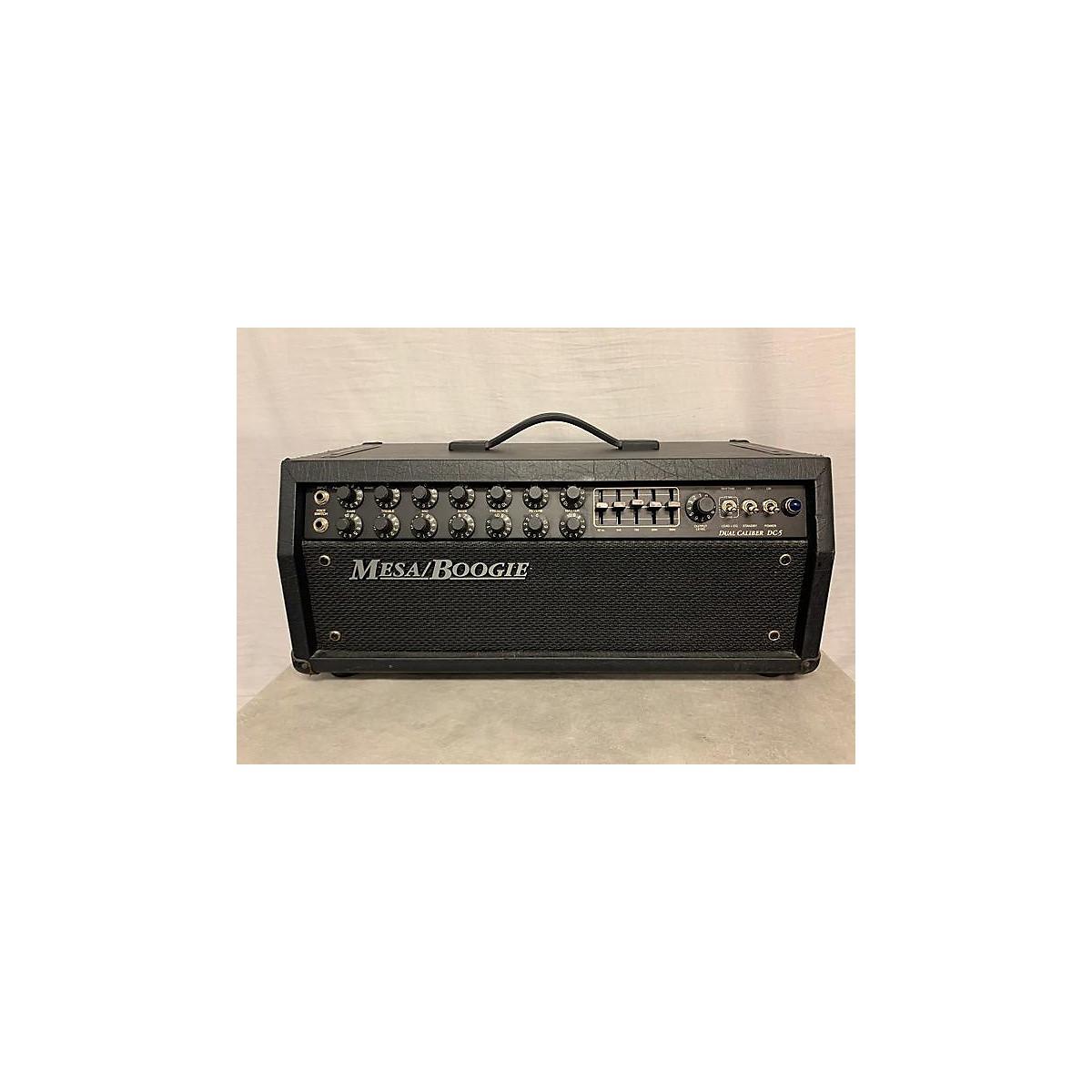 Mesa Boogie 1998 DUAL CALIBER DC-5 Tube Guitar Amp Head