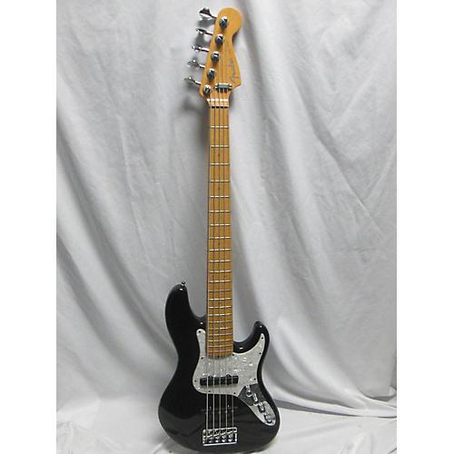 used fender 1999 american deluxe jazz bass v 5 string electric bass guitar guitar center. Black Bedroom Furniture Sets. Home Design Ideas