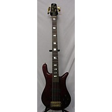 Spector 1999 N-S-5CRFM Electric Bass Guitar