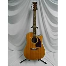 Ibanez 1999 Pf10-ent Acoustic Electric Guitar