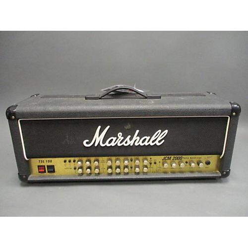 used marshall 1999 tsl100 jcm2000 triple super lead tube guitar amp head guitar center. Black Bedroom Furniture Sets. Home Design Ideas