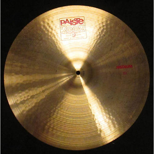 Paiste 19in 2002 Medium Cymbal