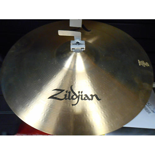 used zildjian 19in a series medium thin crash cymbal 39 guitar center. Black Bedroom Furniture Sets. Home Design Ideas