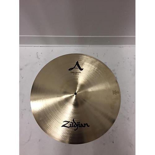 Zildjian 19in A Series Thin Crash Cymbal