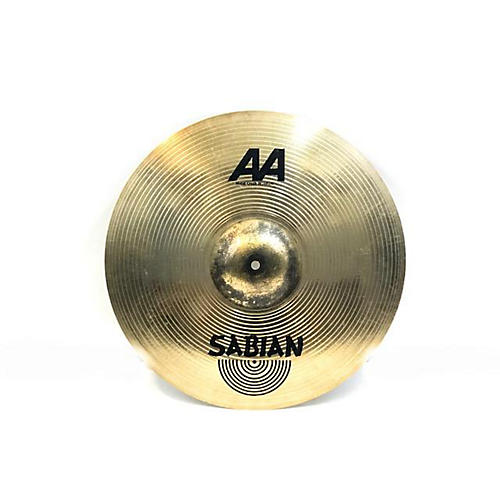 Sabian 19in AA Metal Crash Cymbal