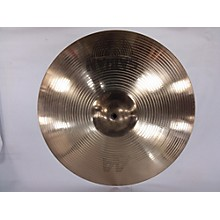 Sabian 19in AA Metal Crash Cymbal