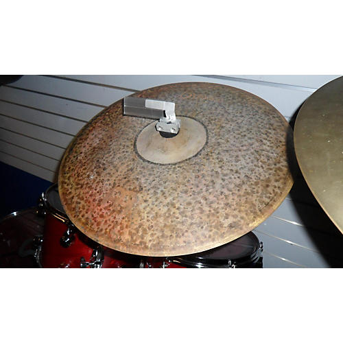 Meinl 19in Byzance Extra Dry Thin Ride Cymbal