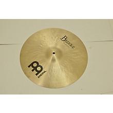 Meinl 19in Byzance Traditional Medium Thin Crash Cymbal
