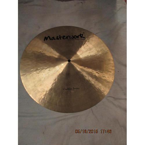 In Store Used 19in Custom Series Cymbal