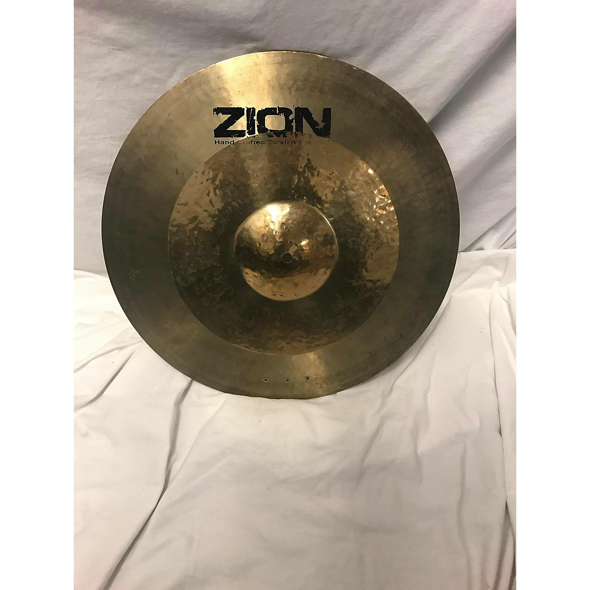 Zion 19in EPIC DARK CRASH Cymbal