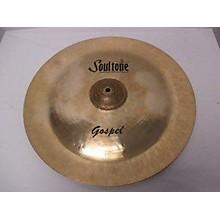 Soultone 19in Gospel China Cymbal