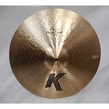 Zildjian 19in K Custom Dark Crash Cymbal