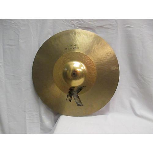 Zildjian 19in K Custom Hybrid Crash Cymbal