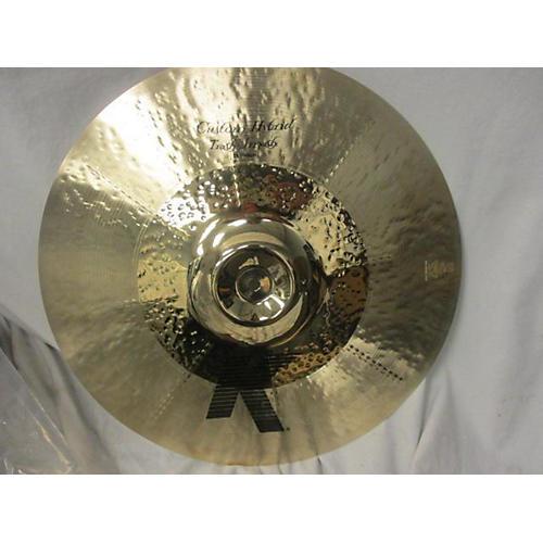 Zildjian 19in K Custom Hybrid Trash Smash Cymbal