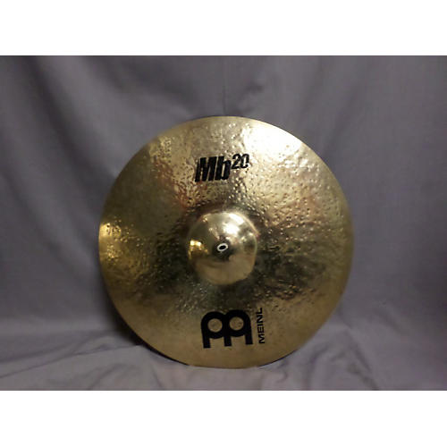 Meinl 19in MB20 19in Heavy Crash Cymbal Cymbal