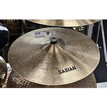 Sabian 19in SR2 Thin Crash Cymbal