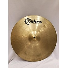 Bosphorus Cymbals 19in Traditional Medium Ride Cymbal