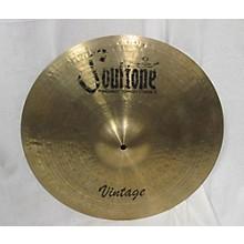 Soultone 19in VINTAGE RIDE Cymbal