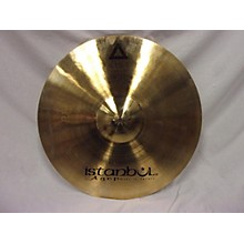 Istanbul Agop 19in XIST Brilliant Cymbal