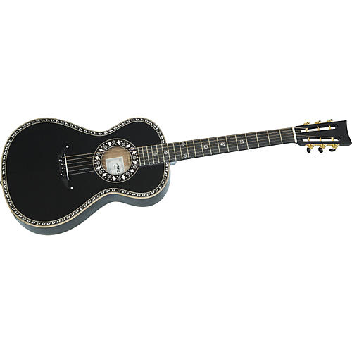 Aria 19th Century Steel-String Acoustic Guitar