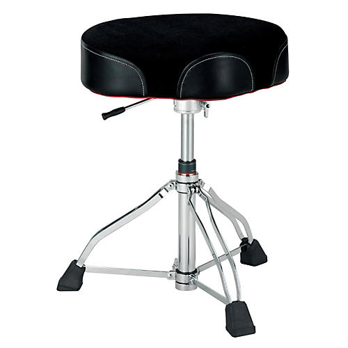 TAMA 1st Chair Ergo-Rider Drum Throne Hydraulix Cloth Top