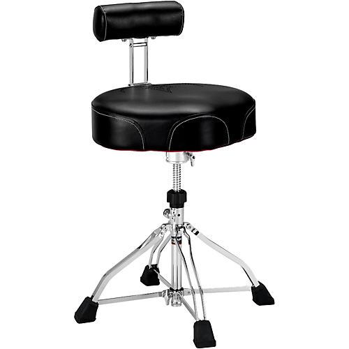 TAMA 1st Chair Ergo-Rider Drum Throne with Backrest