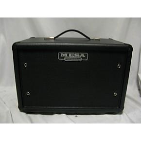 used mesa boogie 1x10 open back cabinet w tonetubby speaker guitar cabinet guitar center. Black Bedroom Furniture Sets. Home Design Ideas