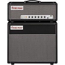 "Friedman 1x12"" Guitar Cabinet with Celestion Creamback Level 1 Black"