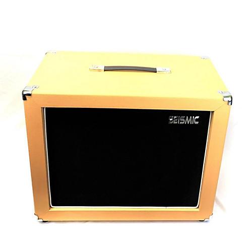 Seismic Audio 1x12 Guitar Cabinet
