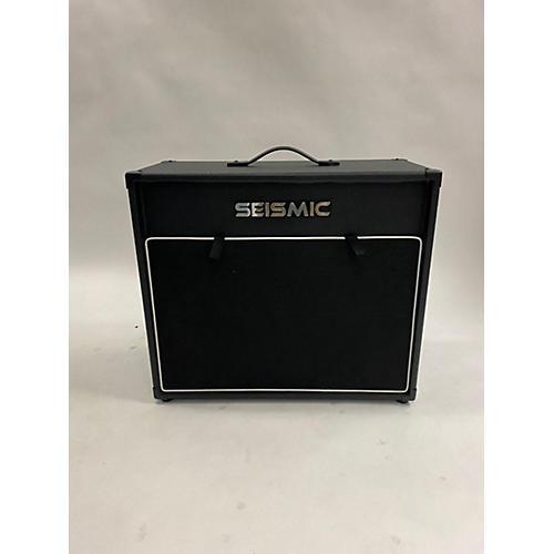 Seismic Audio 1x12 Luke Open Back Guitar Cabinet