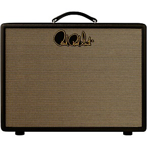 prs 1x12 open back 70w 1x12 guitar speaker cab stealth with black and tan guitar center. Black Bedroom Furniture Sets. Home Design Ideas