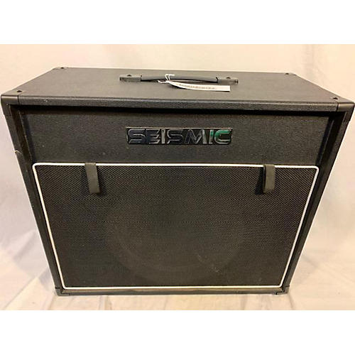 Seismic Audio 1x12 Open Back Cab Guitar Cabinet