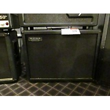 Mesa Boogie 1x12 Widebody Guitar Cabinet