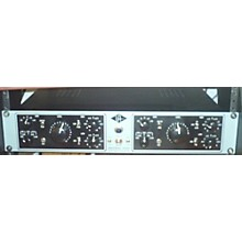 Universal Audio 2-610 Dual-Channel Tube Mic/Inst Pre-EQ Microphone Preamp