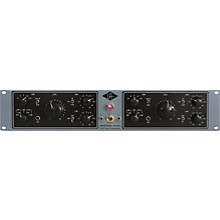 Universal Audio 2-610 Dual-Channel Tube Mic/Inst Pre-EQ