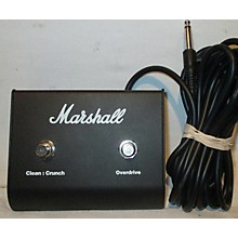 Marshall 2 BUTTON FOOTSWITCH Pedal